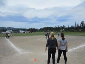 partner kickball